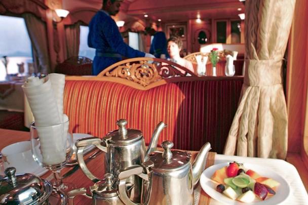 Índia Trem Deccan Odyssey