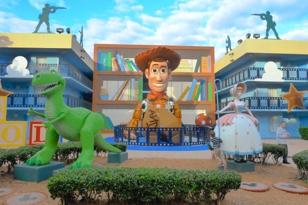 EUA Disneys All-Star Movie Resorts