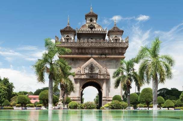 Vietnan - Laos