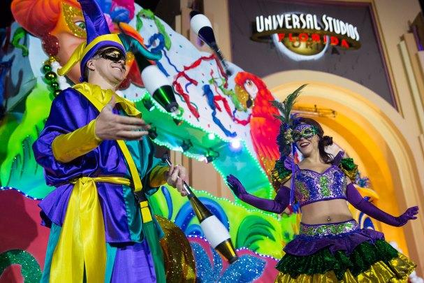 EUA Carnaval Orlando